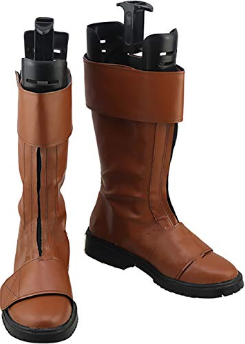 GSFDHDJS Cosplay Stiefel Schuhe for Star Wars Jedi