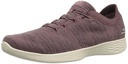 Skechers Damen You Define - Passion Slip On Sneaker, Violett (Mauve Mve), 38 EU