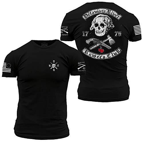 Grunt Style DRRC - Men's T-Shirt (Black, XX-Large)