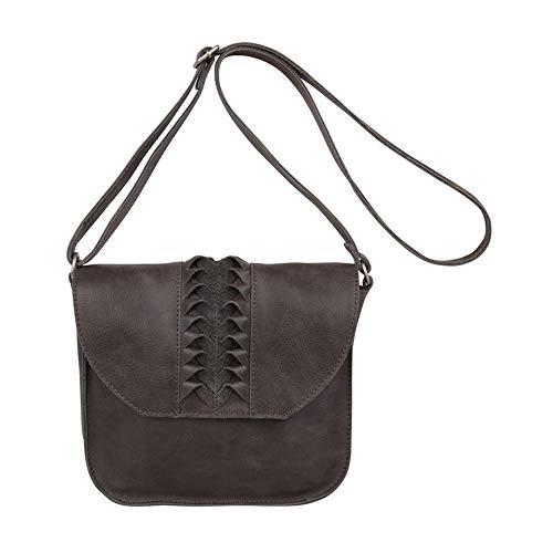 Cowboysbag dames tas schoudertas Linkwood Stormgrey Grey 2099