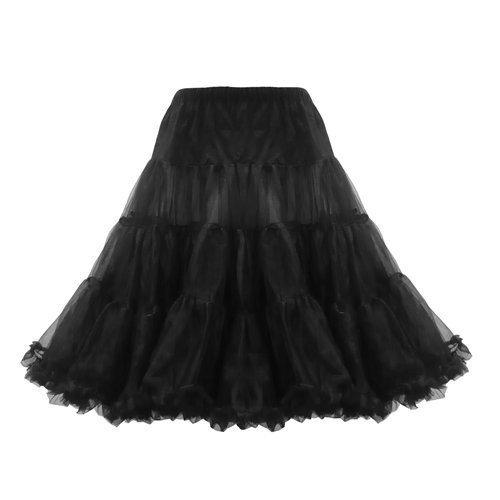 50er Jahre Rockabilly Kleid INKLUSIVE PETTICOAT Vintage Retro Polka Dot – Patsy - 4