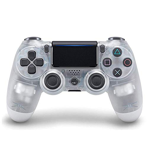 2400dpi Gaming USB PS4 Game Controller, Playstation 4 Wireless Controller with Dual vibratory Joystick