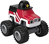 Collectable die-cast Fire Rescue Firefighter vehicle Metal axles and thick racing tires for fast-rolling speed Your child can collect them all! Each sold separately and subject to availability