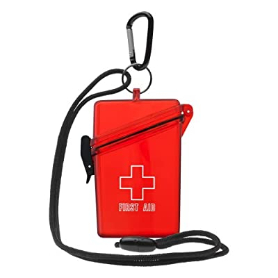 Witz Waterproof First Aid Kit from Witz Sport Cases (Outdoors)