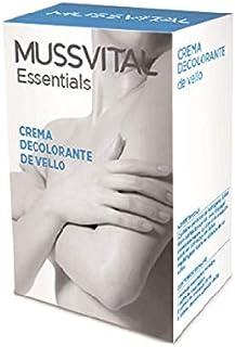 Mussvital Crema Decolorante De Vello