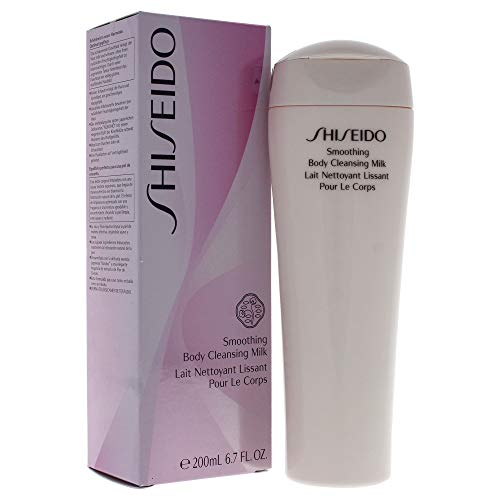 Shiseido Global Care femme/woman, Smoothing Body Cleansing Milk, 1er Pack (1 x 200 ml)