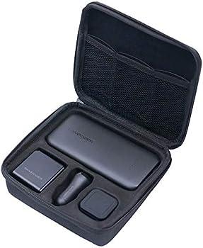 RAVPower 4-In-1 10000mAh 3.0 Ultra-Slim Power Bank Travel Kit