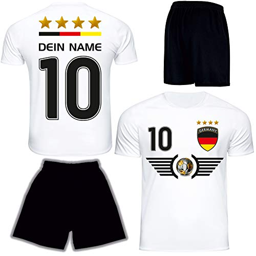 DE FANSHOP Deutschland Trikot mit Hose &...