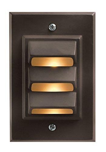 Hinkley Lighting 1542BZ-LED One Light Bronze Deck Light