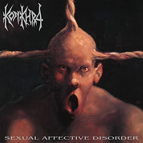 Konkhra: Sexual Affective Disorder (Black Vinyl) [Vinyl LP] (Vinyl)