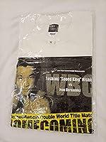 WBC世界スーパーバンタム級タイトルマッチ 西岡利晃 大会記念Tシャツ