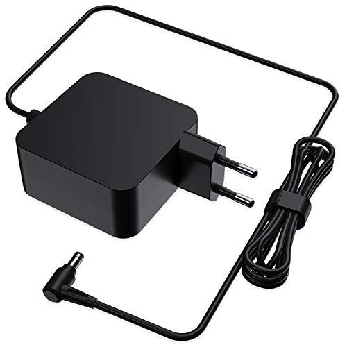 65W Cargador Adaptador para ASUS X751 X751M X751L X751MA X550 X550C X552 X552C X555 X555L F555 F555L R510C R511L R556 R556L W15-065n1b EXA1208EH AD883020 ADP-65DW C, Fuente de alimentación ASUS