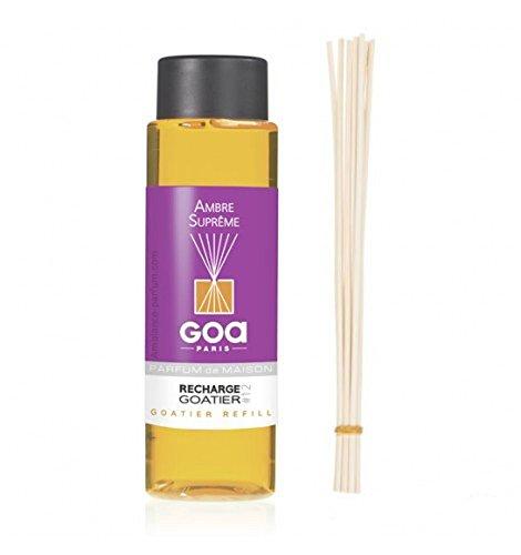 Goa Clem - Ambre Suprême Recharge pour diffuseur