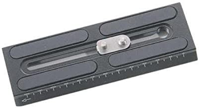 """Sachtler Sideload Plate """"S"""" for DV 1, FSB 2, and FSB 6, with 1/4"""" Screw & Pin"""