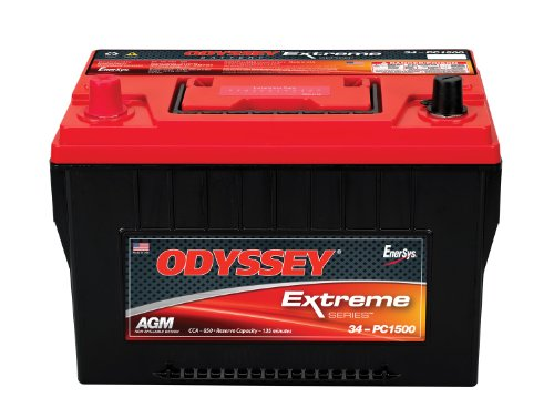 Odyssey 34-PC1500T Automotive and LTV Battery