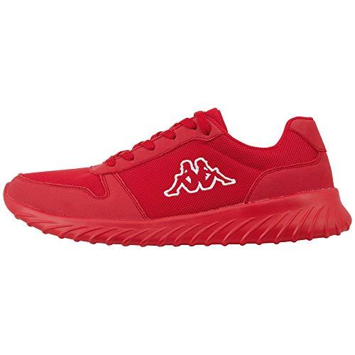 Kappa Unisex Training Road Running Shoe, 2020 Red, 11.5 US Men