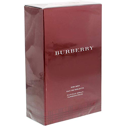 Burberry For Men Eau de Toilette für Herren, 100 ml