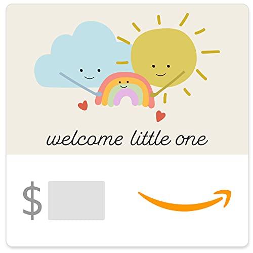 Amazon eGift Card - Welcome Rainbow