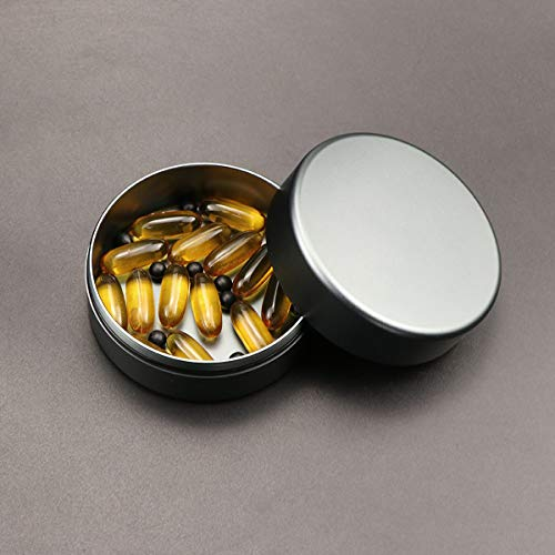 Kuan Pill Box Organiser Pill Boxes Pill Dispenser Medication Organiser Portable Small Pill Box That Can Hold A Lot Of Medicines,vitamins And Supplements