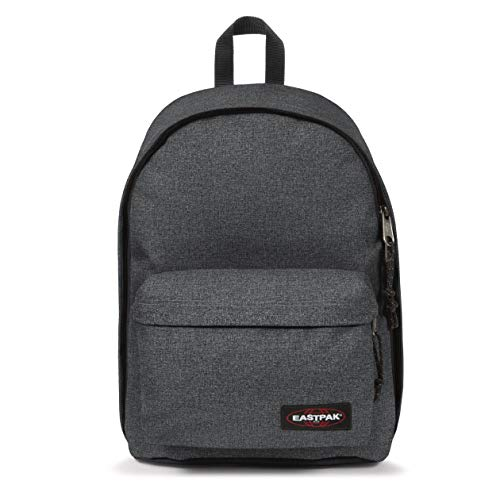 Eastpak Out of Office Zaino, 44 cm, 27 L, Grigio (Black Denim)