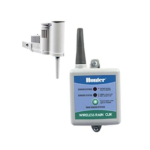 Fluidra 44297 - Wr-Clik, kabelloser Regensensor und Empfänger, schnelle Reaktion.
