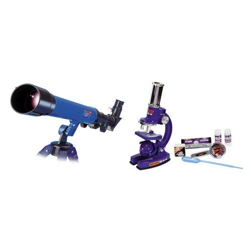 Eastcolight – 2035 – Set Microscope & Télescope – 35 Pièces (Import Royaume-Uni)
