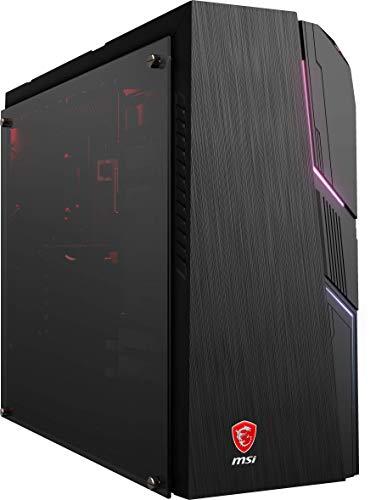 MSI MAG Codex 5 10SC-207EU Computer Desktop, Intel Core i7-10700, MSI RTX 2060 SUPER VENTUS GP OC 8 GB, RAM 8GB, HDD 1 TB, Windows 10 Home