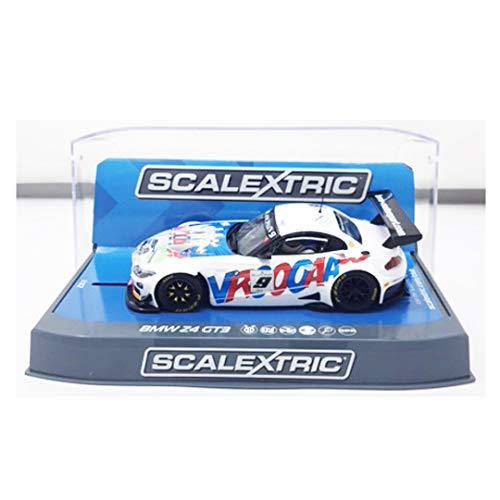 Scalextric- BMW Z4 GT3 ROAL Motorsport Spa 2015, C3855