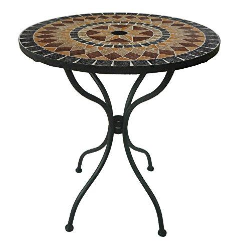 モザイクテーブル φ60