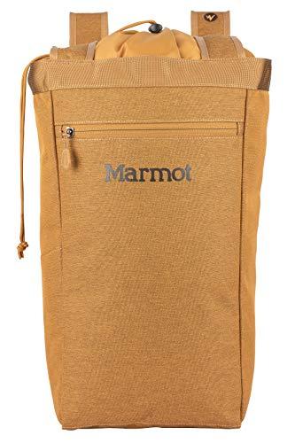 Marmot Urban Hauler Med Ultraleichter Wanderrucksack, Daypack, Auch Als Reisetasche Nutzbar, Stylischer Tagesrucksack Mit 28 L Fassungsvermögen, Aztec Gold/Terra