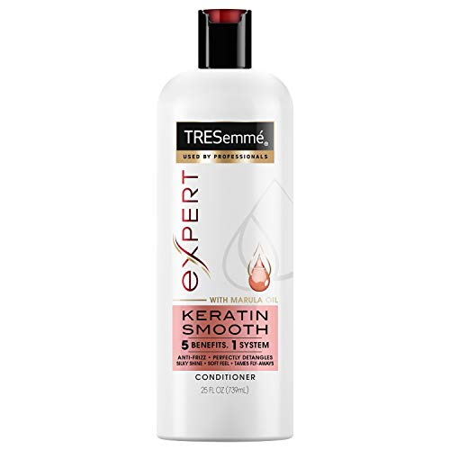 TRESemmé Expert Selection Conditioner, Keratin Smooth, 25 oz (Twin Pack)