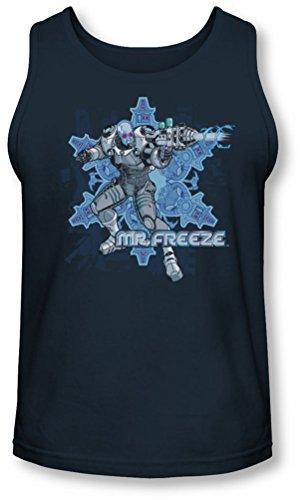 Batman – Homme Mr Freeze Débardeur - Bleu -