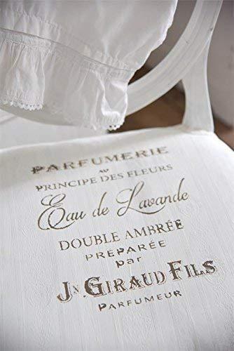 Jeanne d'Arc Living Vintage Stencil Corner Parfumerie Shabby Chic Schablone