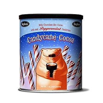 Stephen s Gourmet Hot Cocoa Candycane Cocoa 16-Ounce Cans