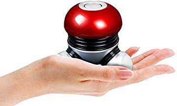 Mini Massager Operated Portable Body Vibrating Massage Perfect for Head Neck Back Legs Arms