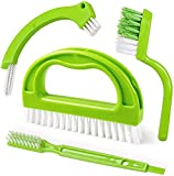 ARASO-UK Grout Brush (4 in 1 )Tile Grout Cleaner Cleaning perfect for Bathroom Kitchen Shower Sinks