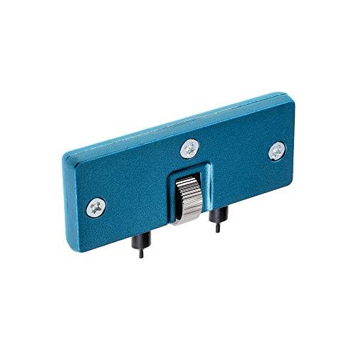 Godyluck Tool Kit Professionale di Riparazione Orologi Regolabile Apri Orologio Apribottiglia Posteriore