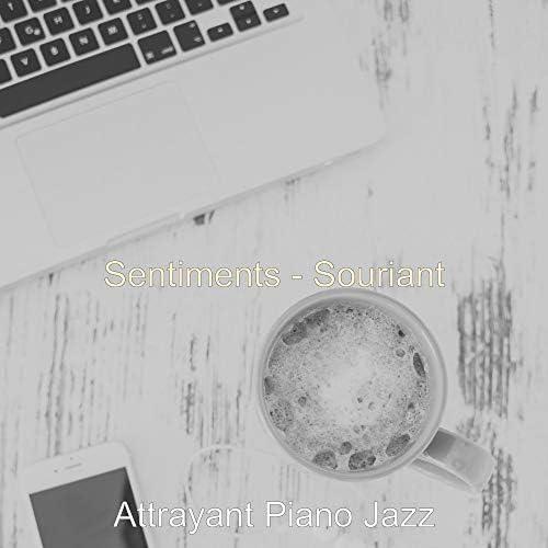 Attrayant Piano Jazz