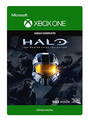 Halo: The Master Chief Collection   Xbox One - Código de descarga