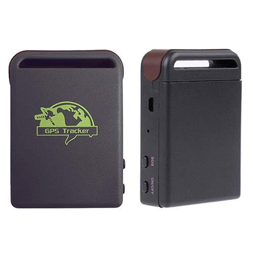 YUANNIN Mini vehículo gsm GPRS GPS rastreador o Dispositivo de localizador de Seguimiento del vehículo TK102B