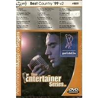 Best of Country 99 2 / Karaoke [DVD]