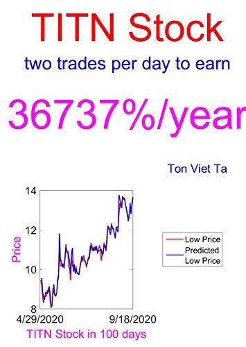 Price- Forecasting Models for Titan Machinery Inc. TITN Stock (Microsoft Book 9) (English Edition)