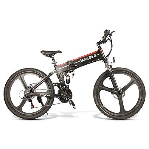 LEONMAR Bicicletta elettrica da Trekking (bikeIT10)
