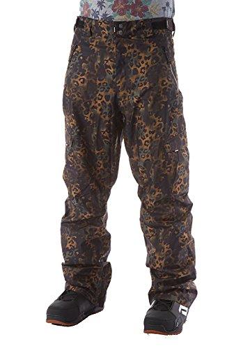 Light Roach Pantalon-vêtement d'extérieur XL Marron - Leppard Pattern