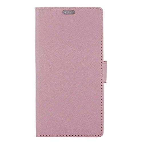 PU Leder Etui Hülle im Bookstyle Handy Tasche für Wiko U Feel Fab Schutzhülle Schale Flip Cover Wallet Hülle (H-11#)