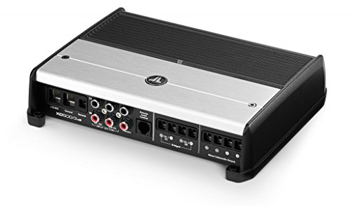 XD500/3v2: 3 Ch. Class D System Amplifier, 500 W