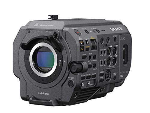 Sony PXW-FX9 XDCAM Full-Frame Camera...