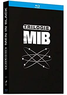 Men in Black - Trilogie [Blu-ray] (B00865827O) | Amazon price tracker / tracking, Amazon price history charts, Amazon price watches, Amazon price drop alerts