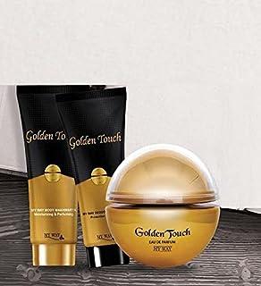 Golden Touch Oudberfan Set - Velvet - Deodorant Cream