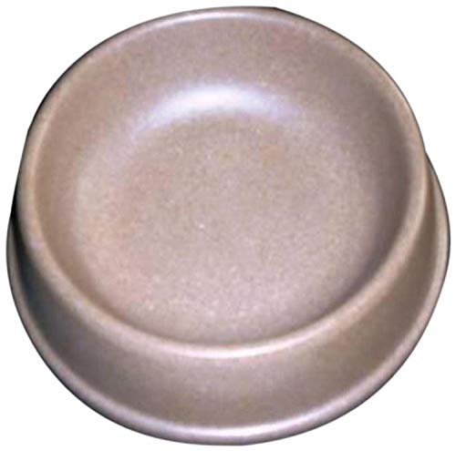 The Green Pet Shop Bamboo Dog Bowl, Large, Brown